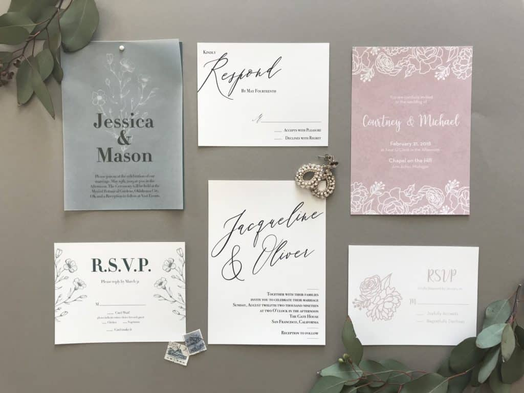 Parent S Names And Wedding Invitations Modern Etiquette
